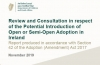 Final Report on the Potential Introduction of Open or Semi-Open Adoption in Ireland